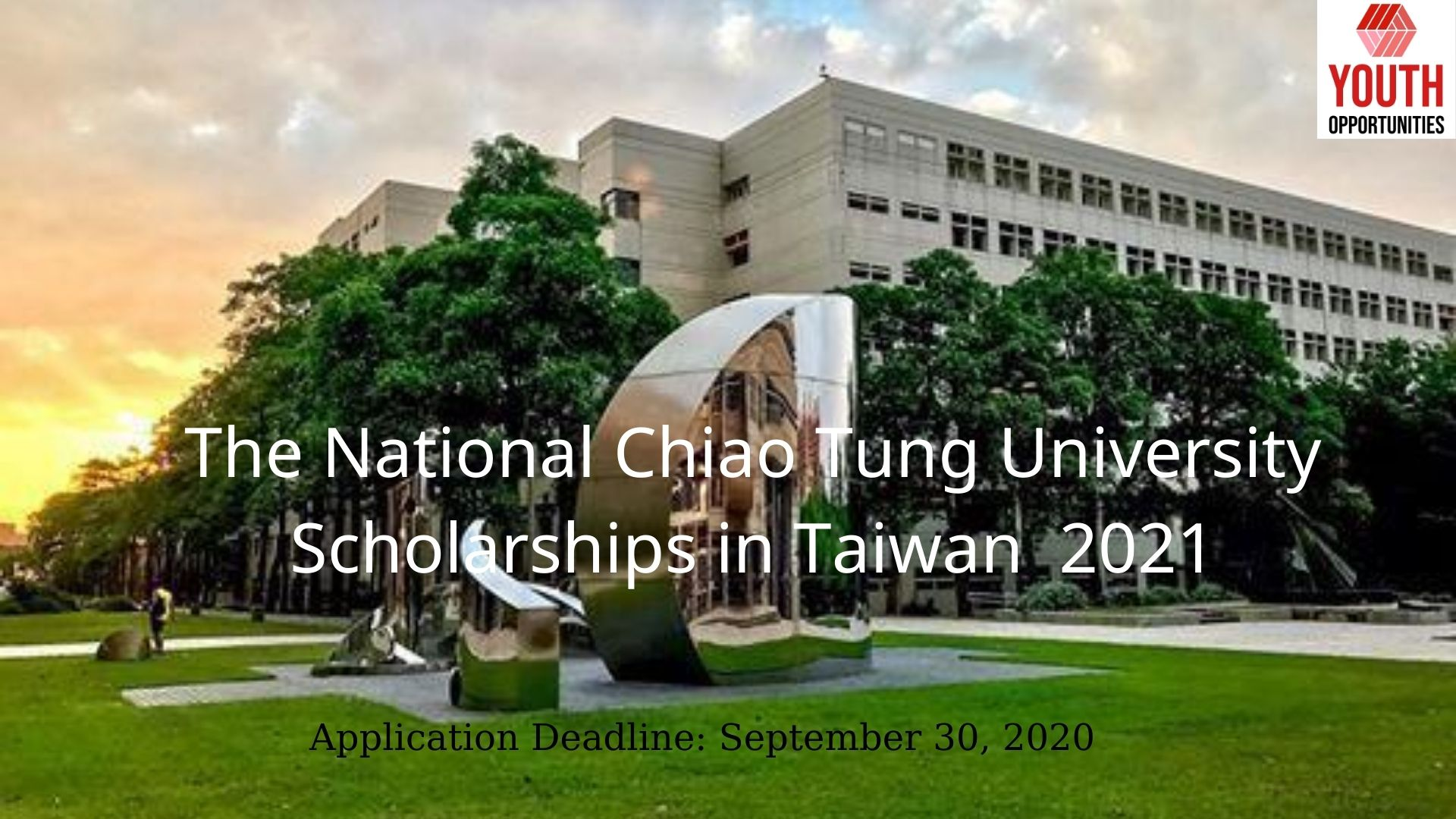 The National Chiao Tung University Scholarships in Taiwan ...